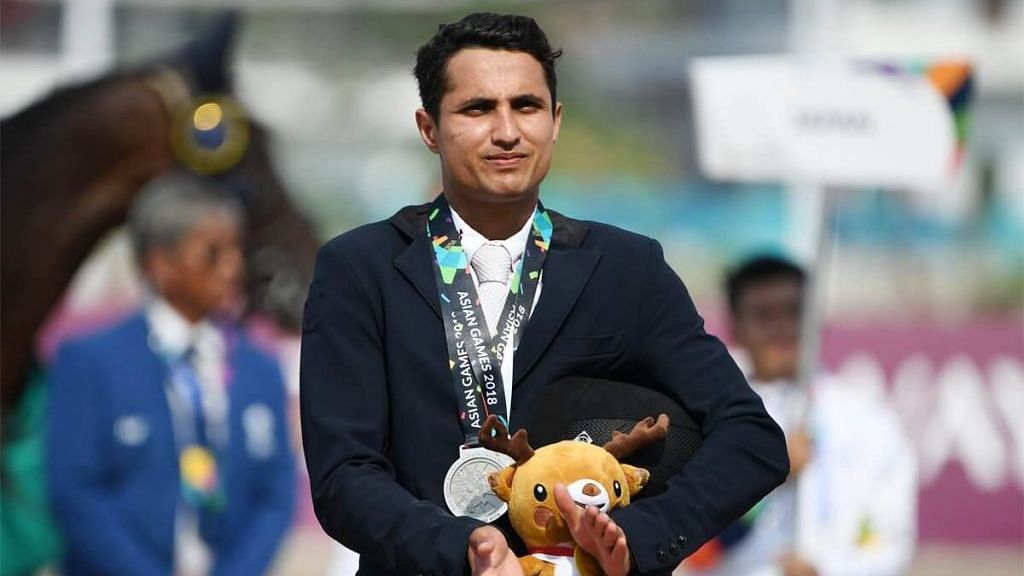 Fouaad Mirza ended India's wait of two decades to become the first equestrian to make the cut for the Olympics.