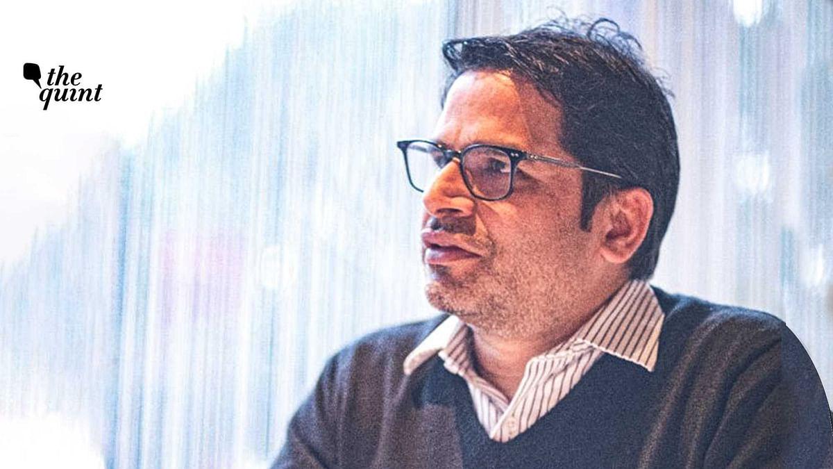 File image of Prashant Kishor.