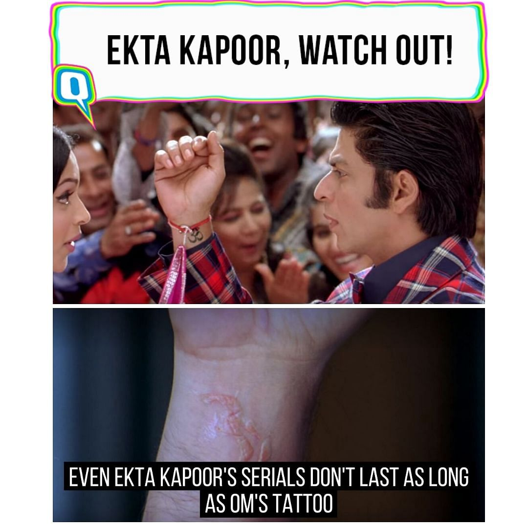 8 Relatable Memes That Will Make You Question Bollywood's Logic