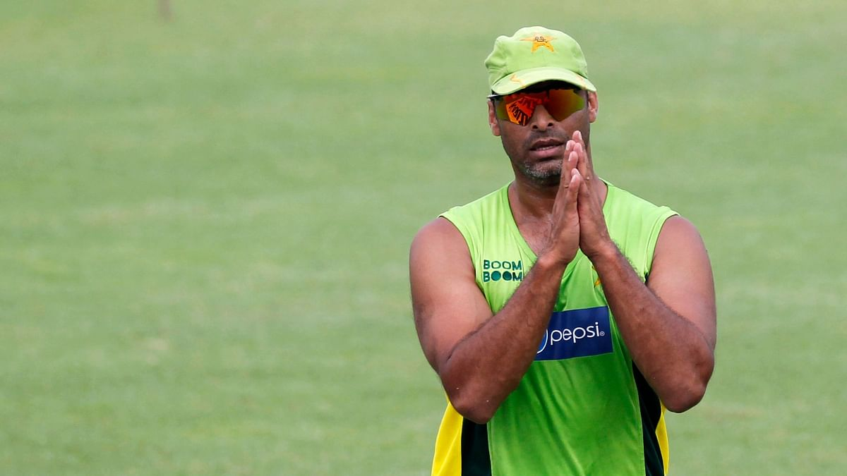 Shoaib Akhtar Proposes India-Pak Series to Fundraise for COVID-19