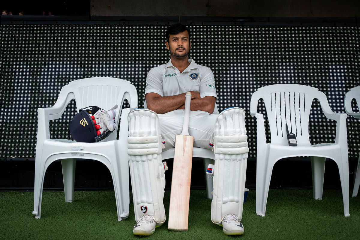 Mayank Agarwal made his India debut in the India tour of Australia in 2018-19.