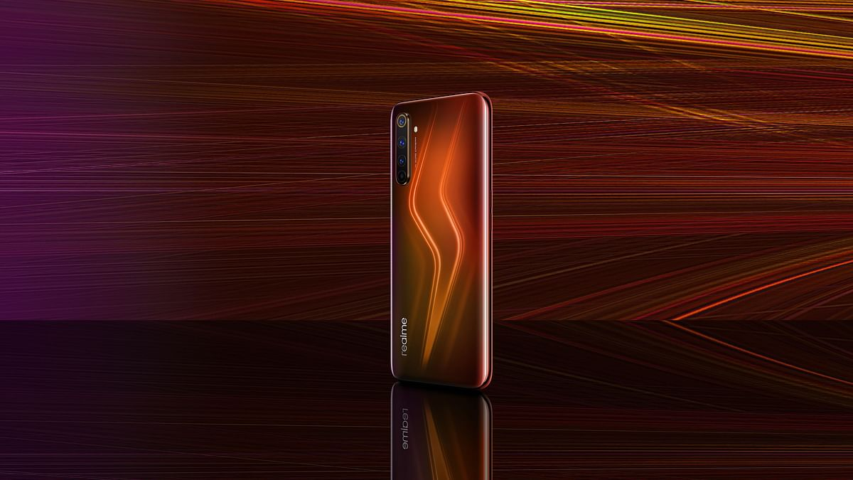 Realme 6 Pro competes with the Redmi Note series.