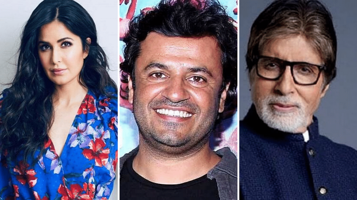 Twitter Calls Out Big B & Katrina Kaif for Working With Vikas Bahl