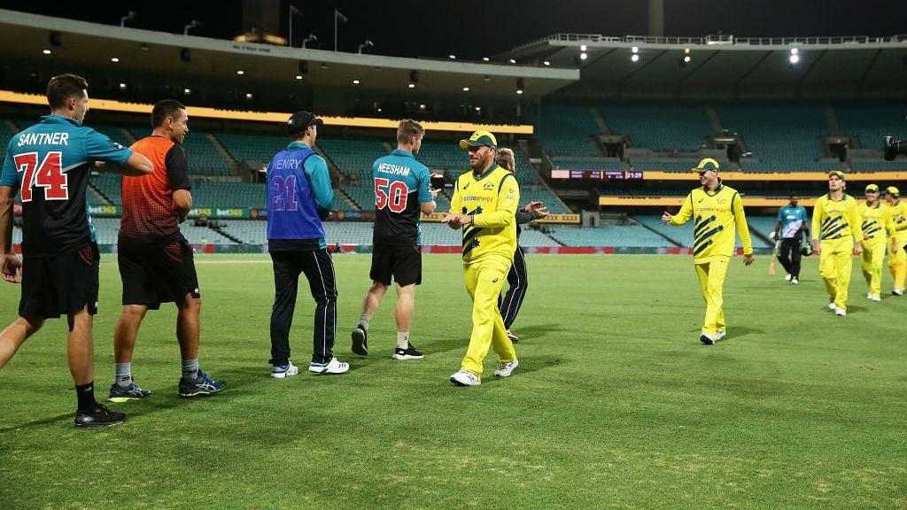 Australia, NZ Boards May Restart Cricket With Bilateral Series