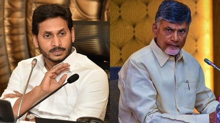 Andhra CM Writes to CJI With Allegations Against Top SC Judge