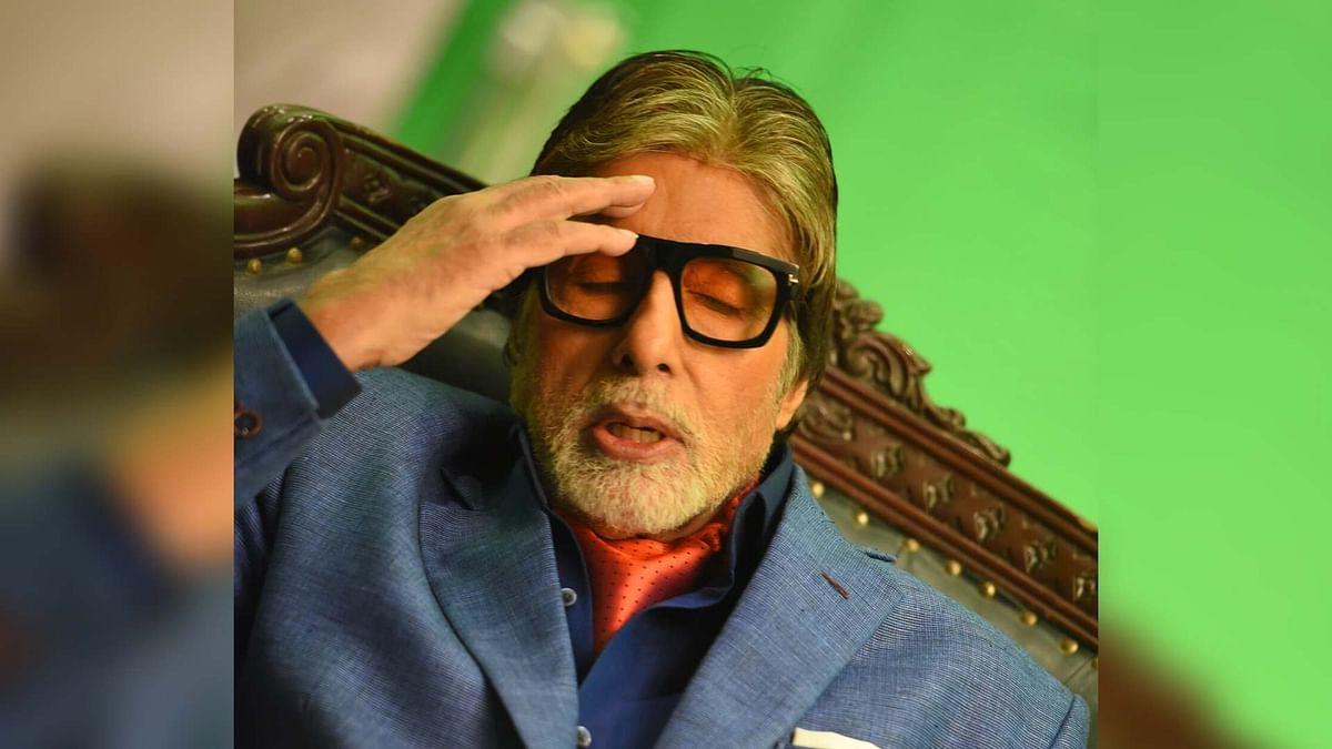 Amitabh Bachchan Clarifies He's Not Under Home Quarantine