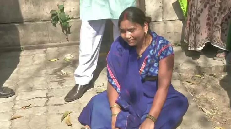 'Kill Me Too': Nirbhaya Convict's Wife Faints Outside Court
