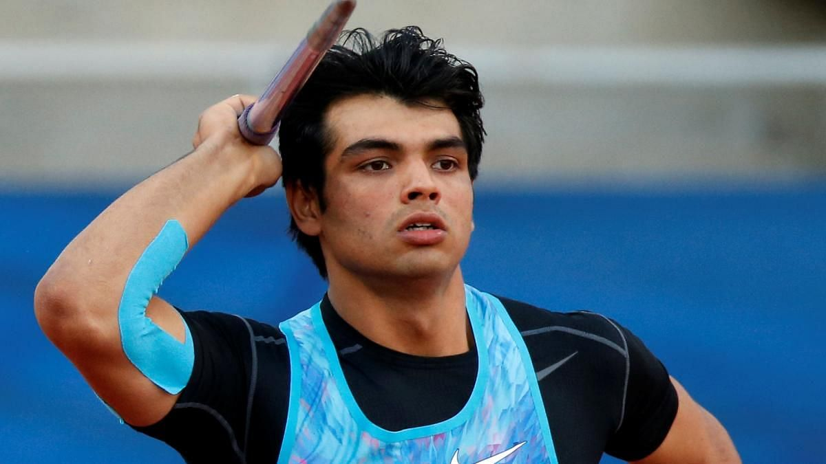 Neeraj Chopra who was training in Turkey for the Olympics returned to India on Wednesday.