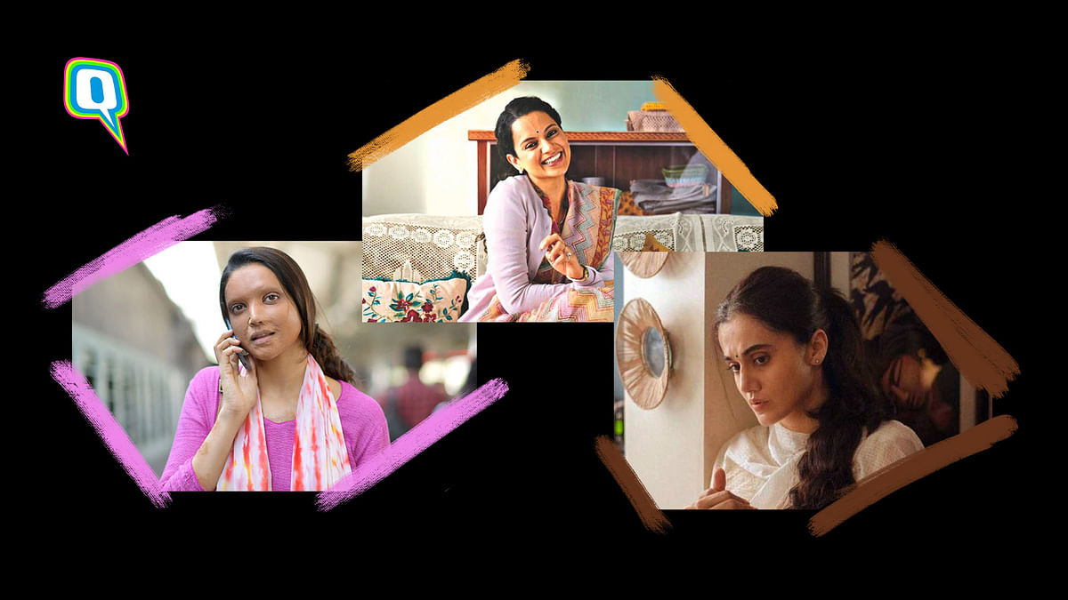 Taapsee Pannu's<i> Thappad</i> has performed better at the box office than <i>Chhapaak </i>and <i>Panga.</i>