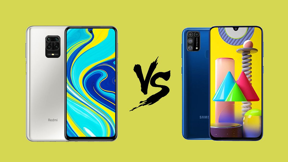 Redmi Note 9 Pro vs Samsung Galaxy M31: Which Is The Better Bet?
