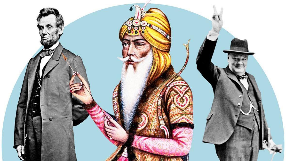 Maharaja Ranjit Singh named greatest world leader in BBC poll.