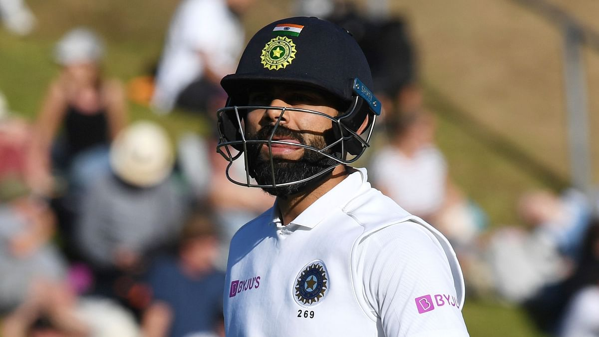 Virat Kohli scored just one half century during the entire tour of New Zealand.