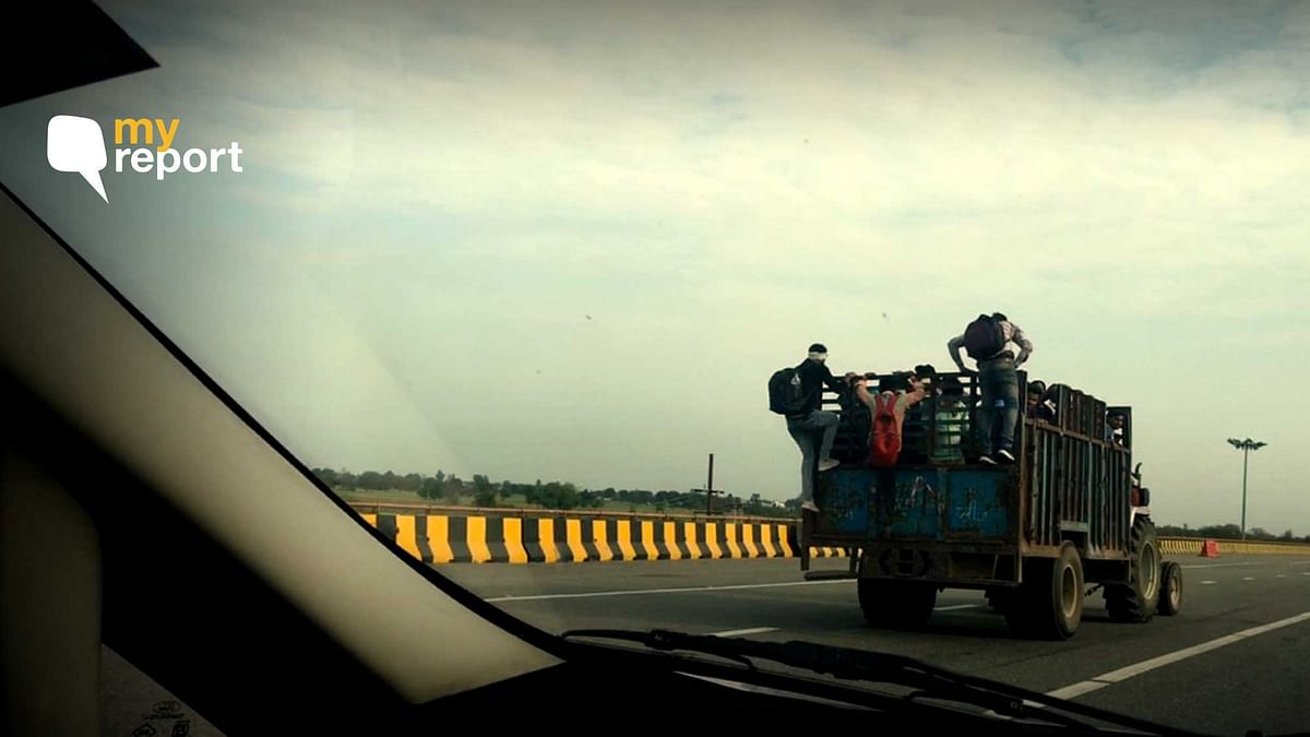 A Drive From Delhi to Bihar on the Eve of Nationwide Lockdown