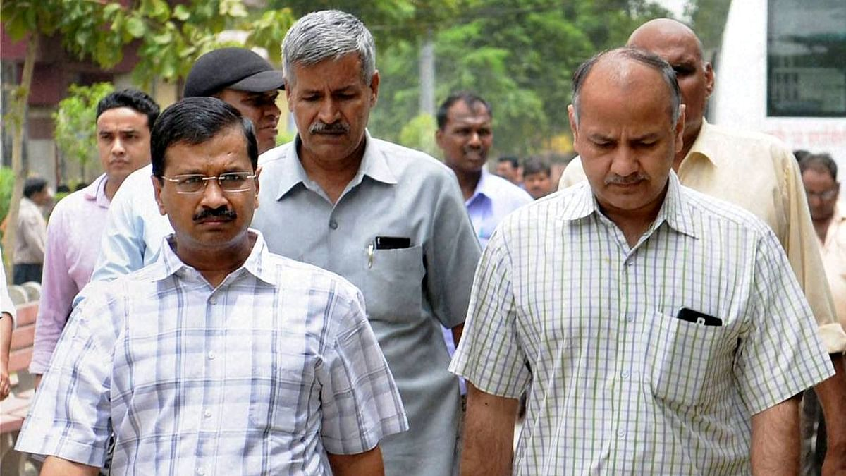 Delhi Chief Secy Assault Case: Court Discharges Kejriwal, Sisodia & 9 Others