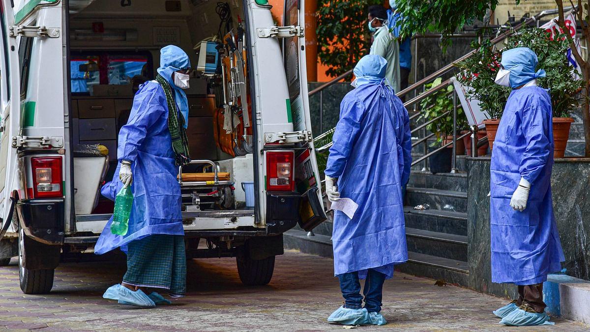 Karnataka reports its fifth coronavirus death.