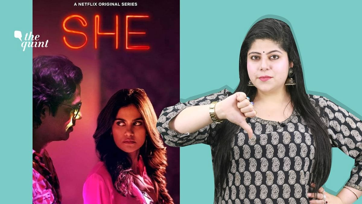 'She' Succumbs to a Confused Plot & Problematic Protagonist