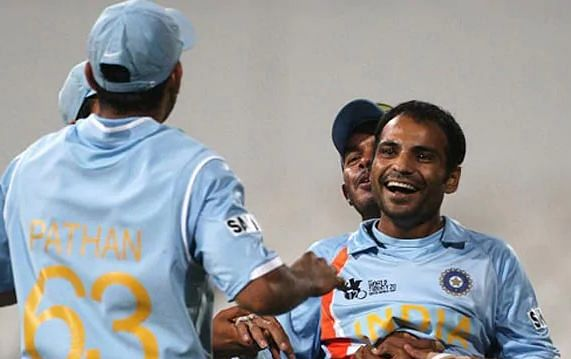 In the inaugural T20 World Cup in South Africa in 2007, Joginder Sharma bowled the crucial last over to win the match for India.
