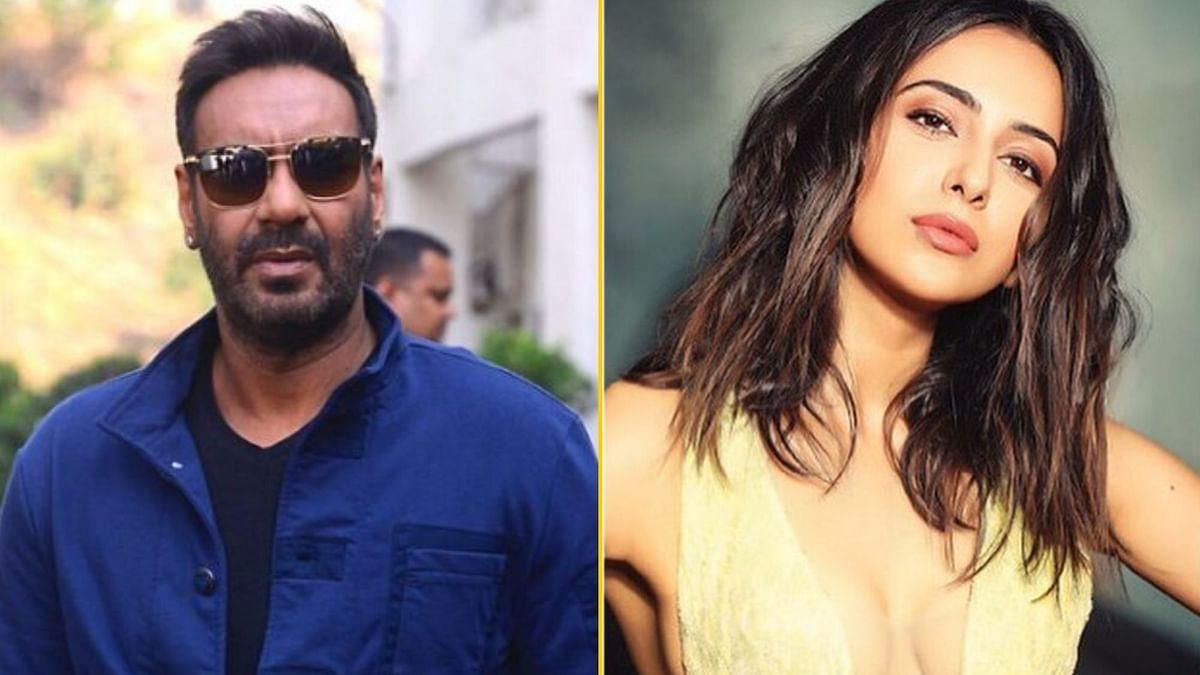 Ajay Devgn to Star Opposite Rakul Preet Singh in 'Thank God'