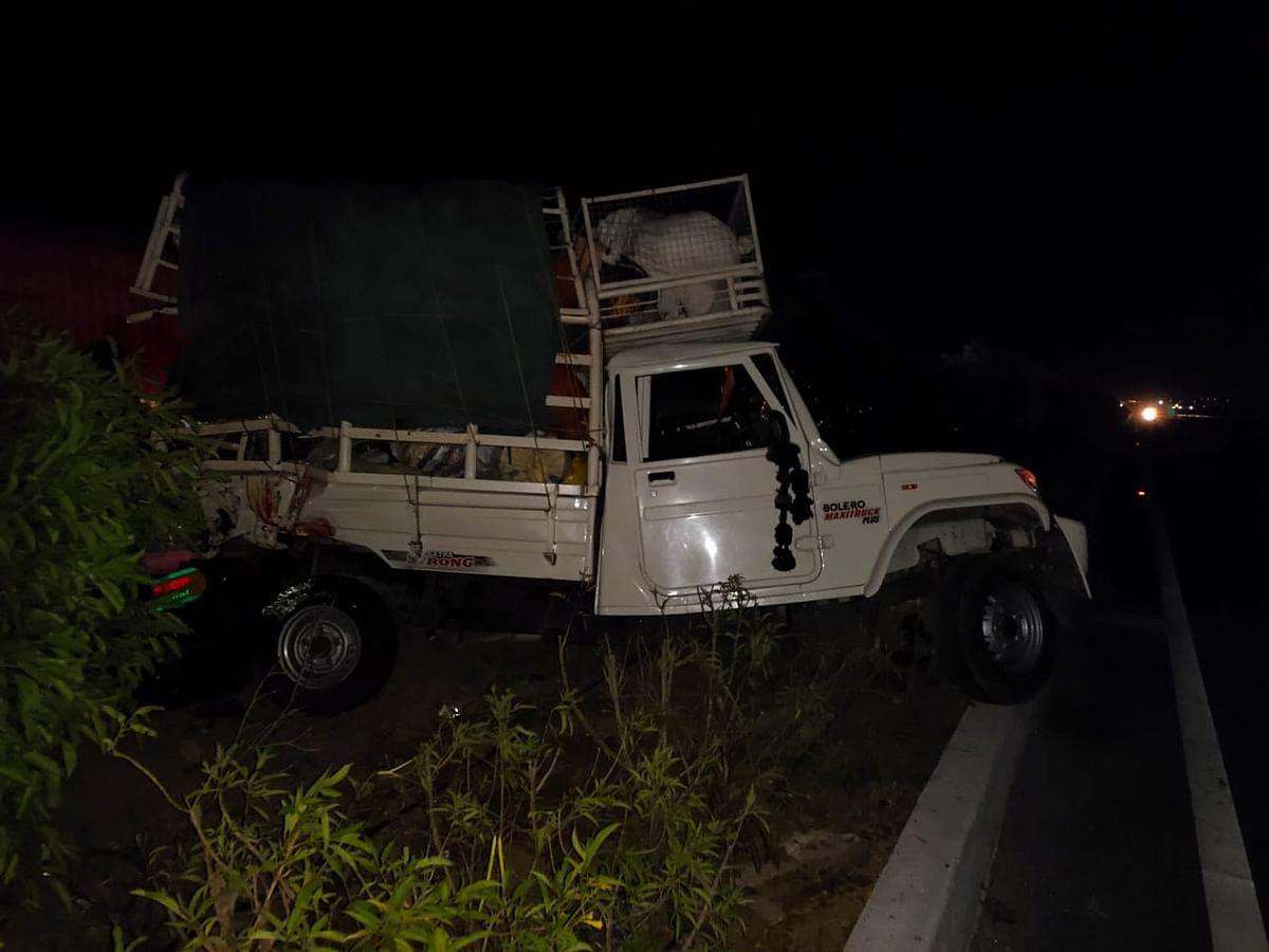 7 Karnataka Labourers Die in Road Mishap in Telangana