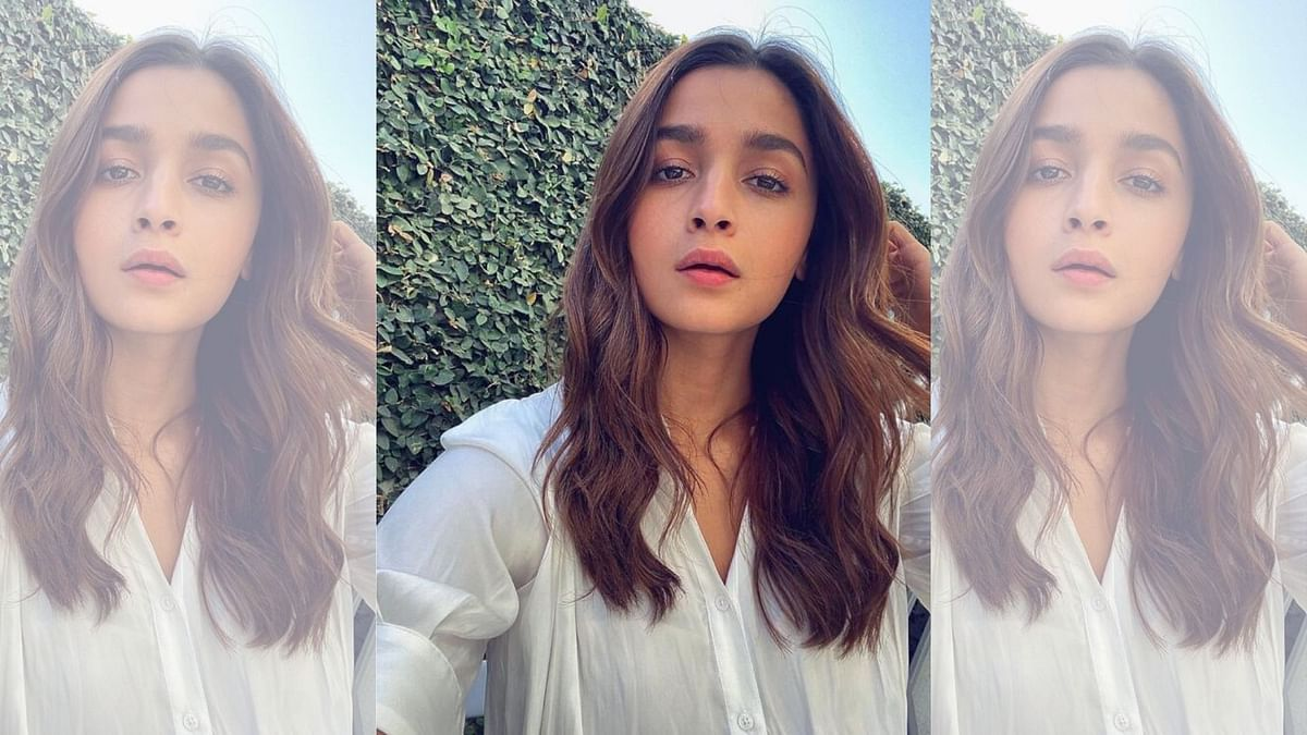 Alia Bhatt is filling up her day by being as active as possible.