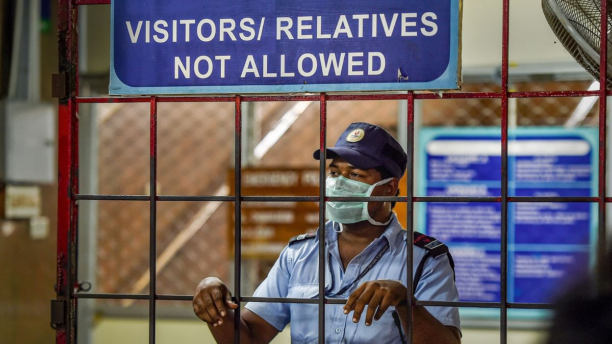 With a 45-year-old man testing positive for SARS-CoV-2 in Tamil Nadu, the Health Department has gone on a heightened state of alert. Representative image only.