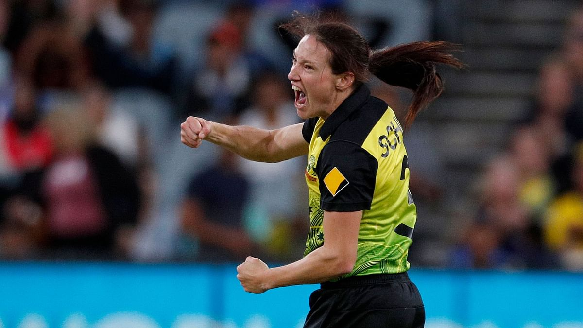 Dream Come True for Me: Megan Schutt on Winning the T20 World Cup