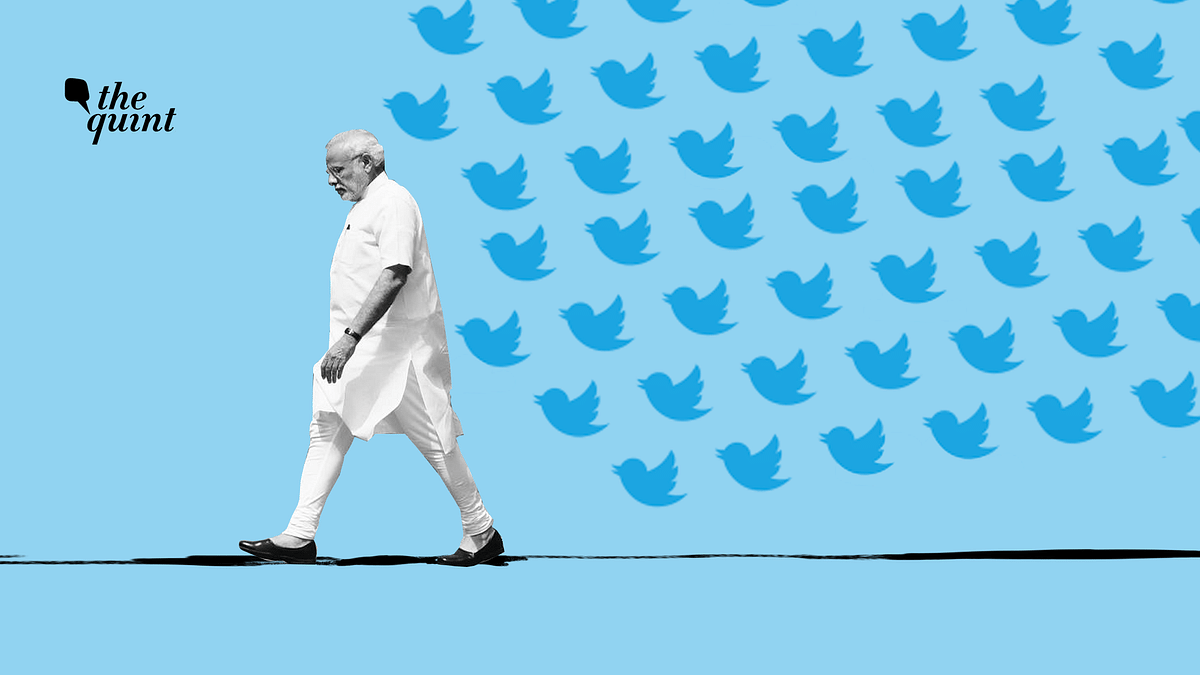 PM Modi has encountered persistent criticism for following individuals on Twitter who have trolled, attacked and abused women.