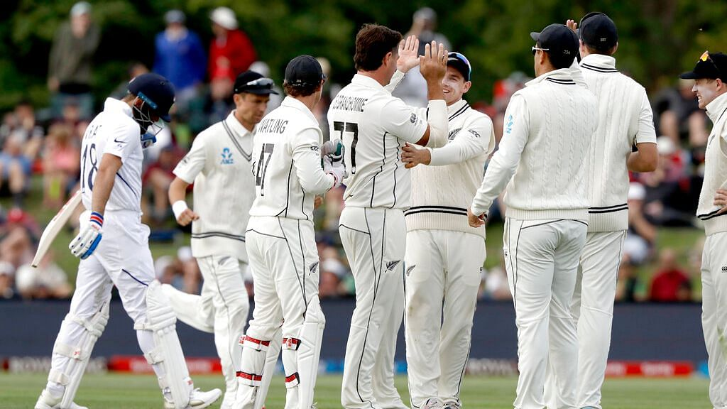 2nd Test: Batsmen Put India in a Spot of Bother Against NZ, Again