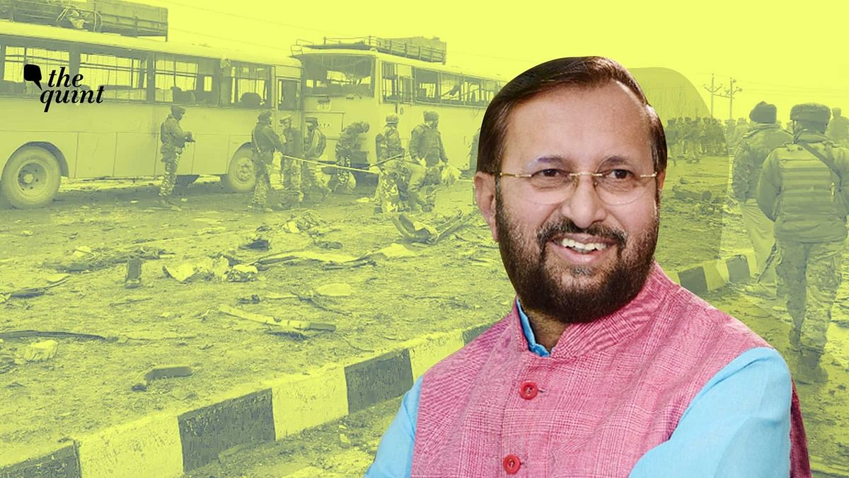 Union minister Prakash Javadekar said that there has been not a single incident of bomb blast in the last six years.
