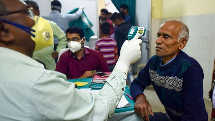Union Health Ministry has issued a health advisory, for reducing the transmission of the virus among the aged people. Representational Image.