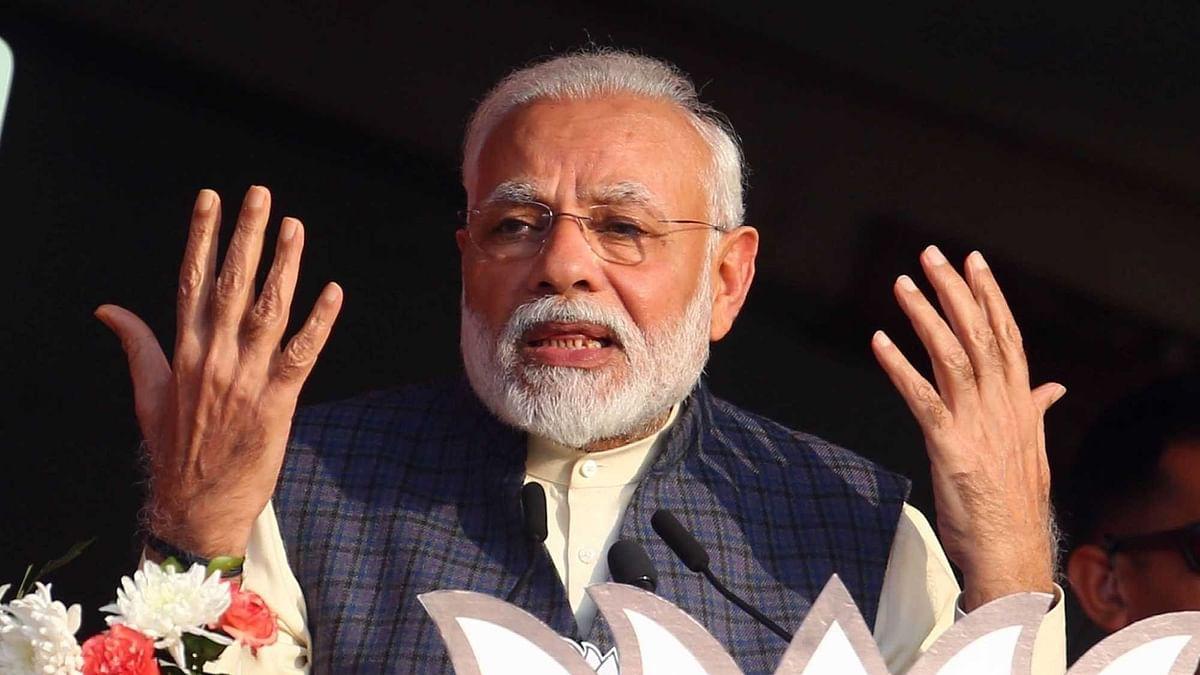 File image of PM Narendra Modi.