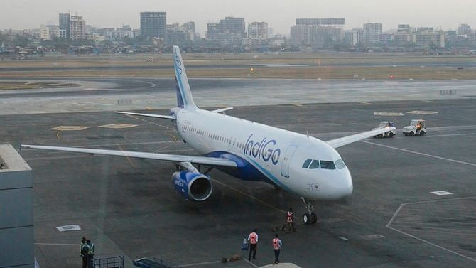No Salary Cuts While Domestic Flights Suspended: Indigo to Staff