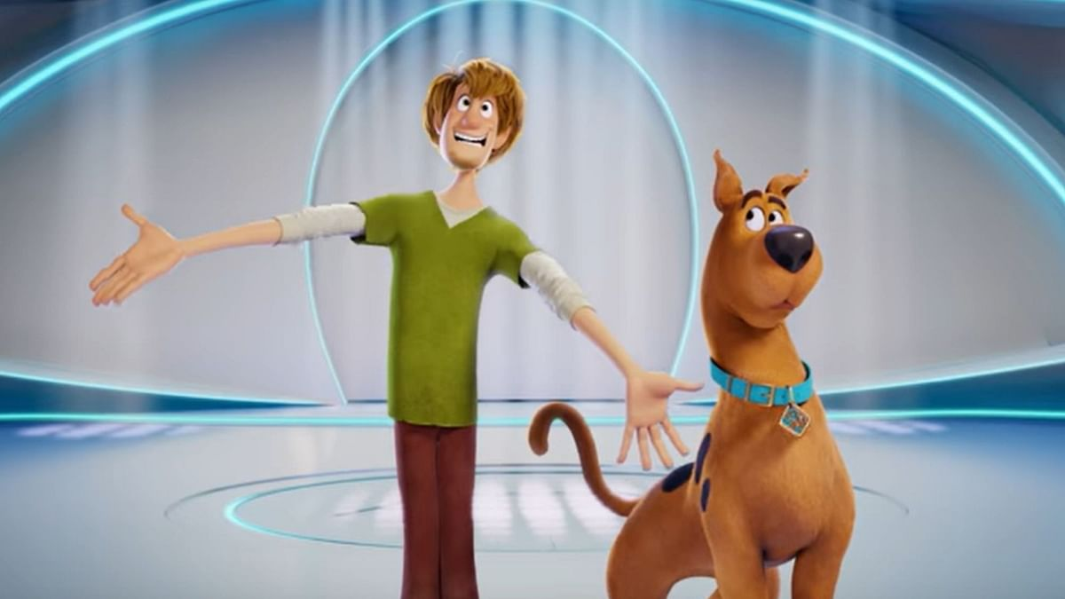A still from <i>Scoob!</i>