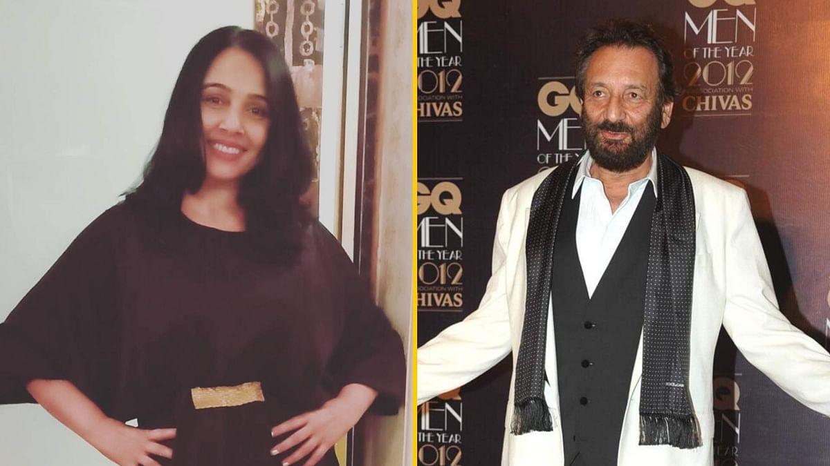 Suchitra Krishnamoorthi has filed a case against ex-husband Shekhar Kapur.