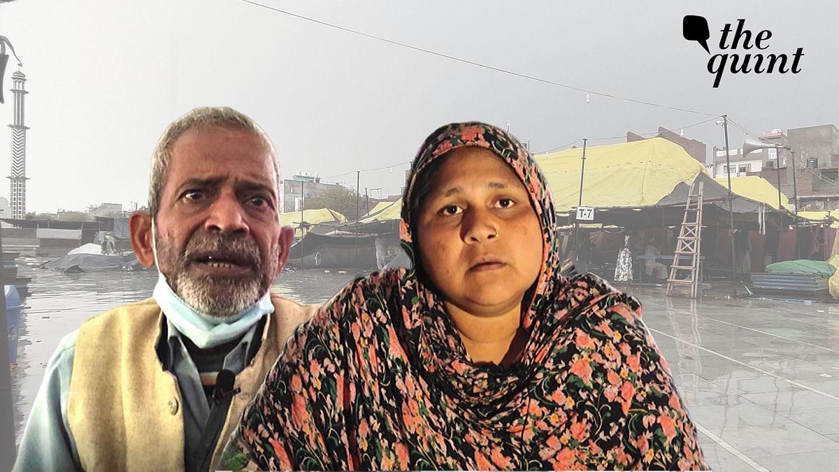 Corona: Eidgah Camp Cleared, Delhi Violence Victims Homeless Again