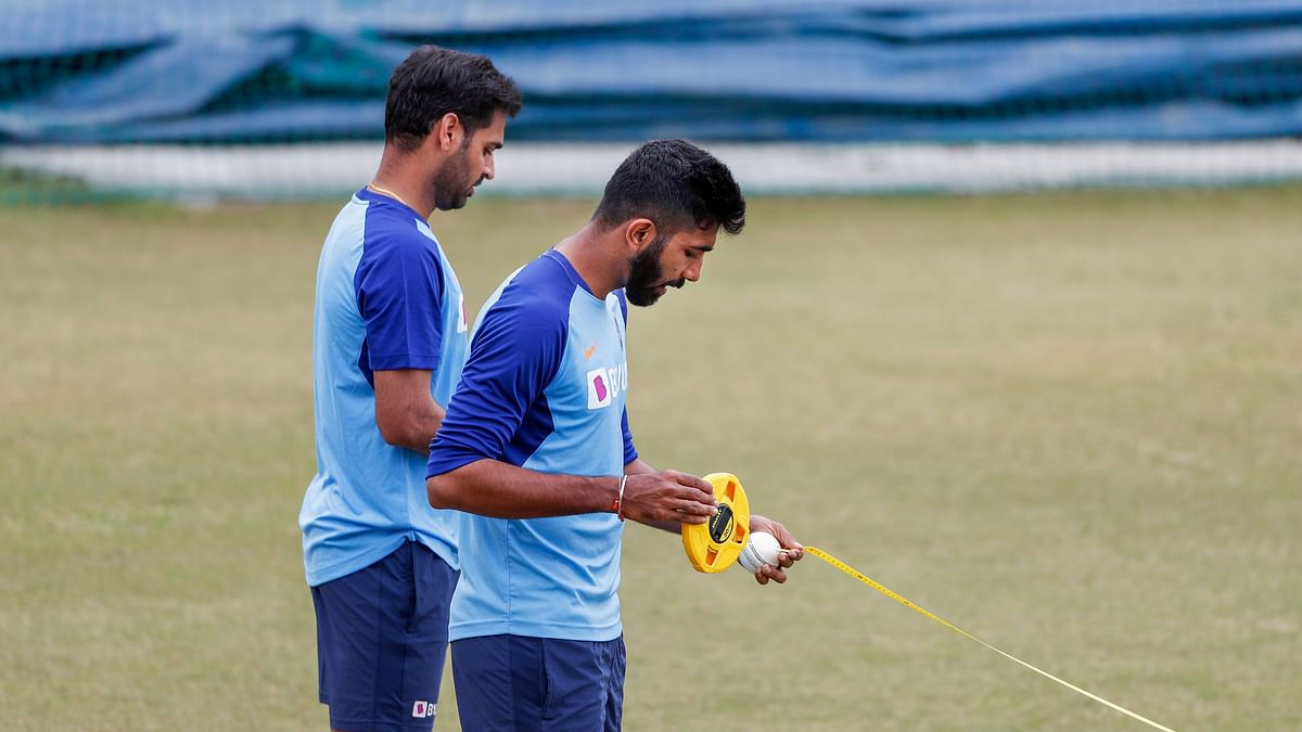 Indian bowlers may refrain from using saliva on the ball during the 1st ODI vs South Africa on Thursday.