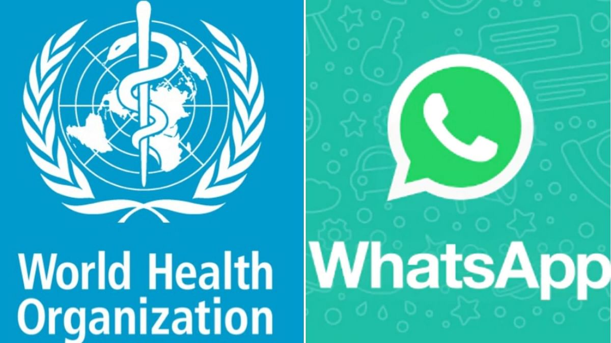 World Health Organization (WHO) has partnered with WhatsApp to provide real-time health information to users across the globe.