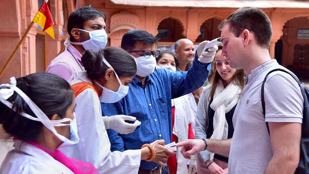 Coronavirus: US Might Airlift Citizens Stranded in India