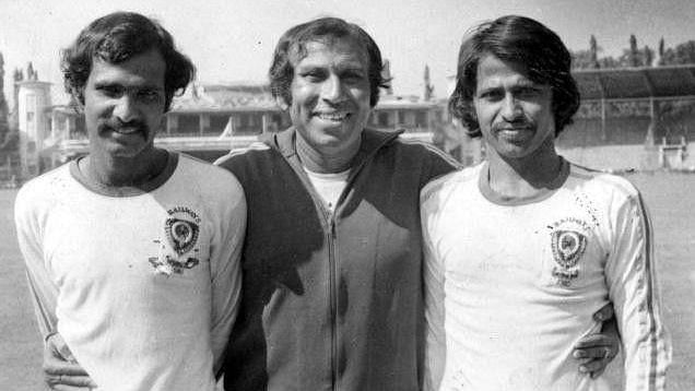 A FIFA certified coach – PK Bannerjee's coaching career got a head start when he was appointed as the joint coach of India in 1969.