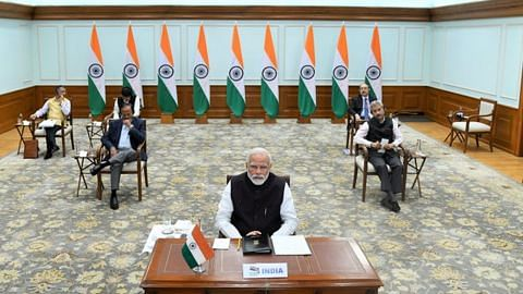 Focus on Collective Well-Being of Entire Humankind: PM Modi at G20