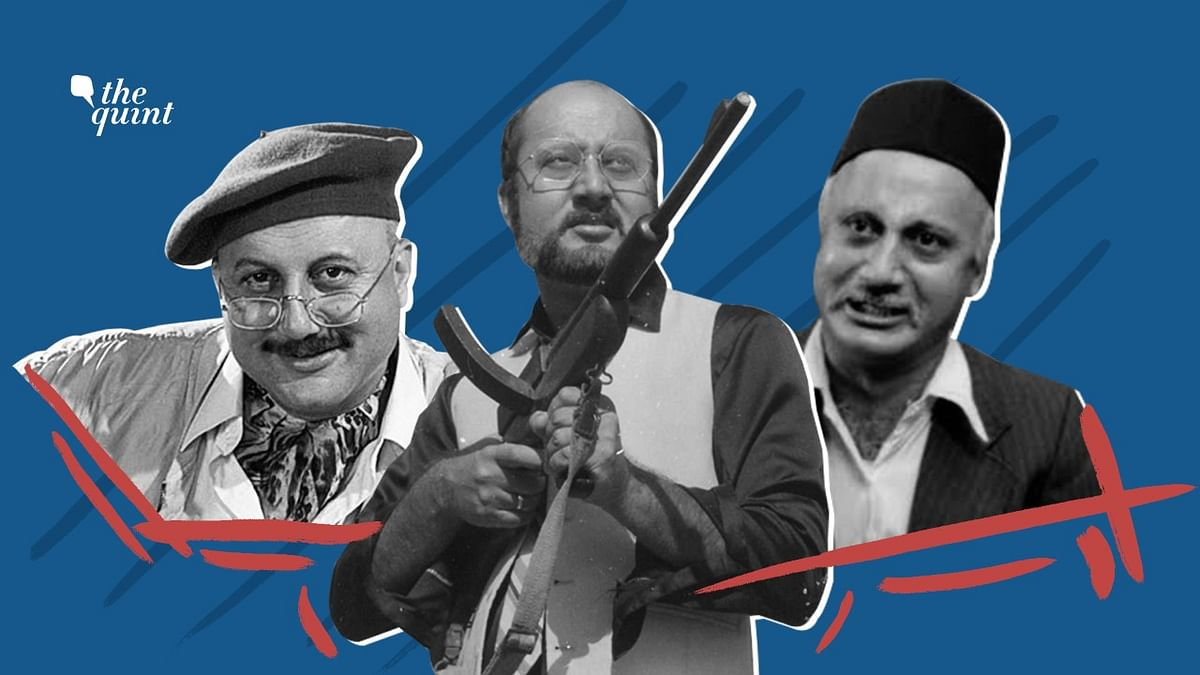 Anupam Kher: The Good, Bad and The Ugly