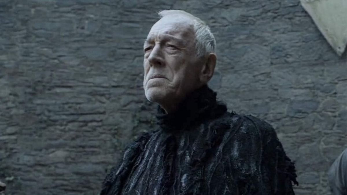 'Game of Thrones' Three-Eyed Raven Max Von Sydow Passes Away at 90