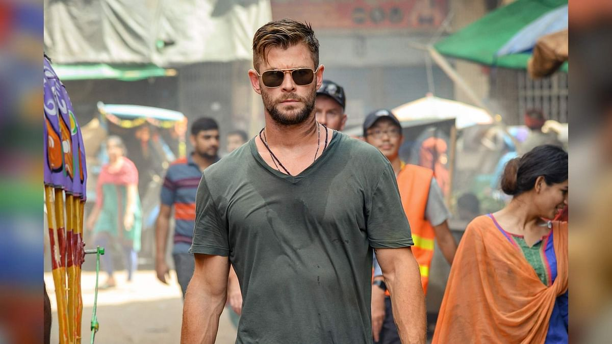 Chris Hemsworth's 'Extraction' Tour Cancelled Over Coronavirus