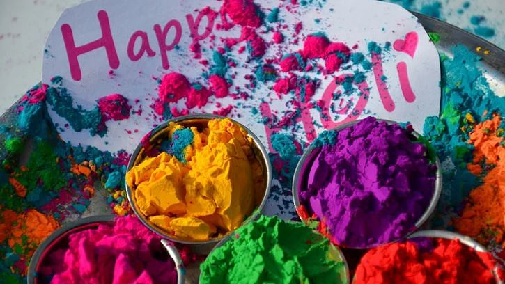 Happy Holi 2020. Image used for representational purposes.