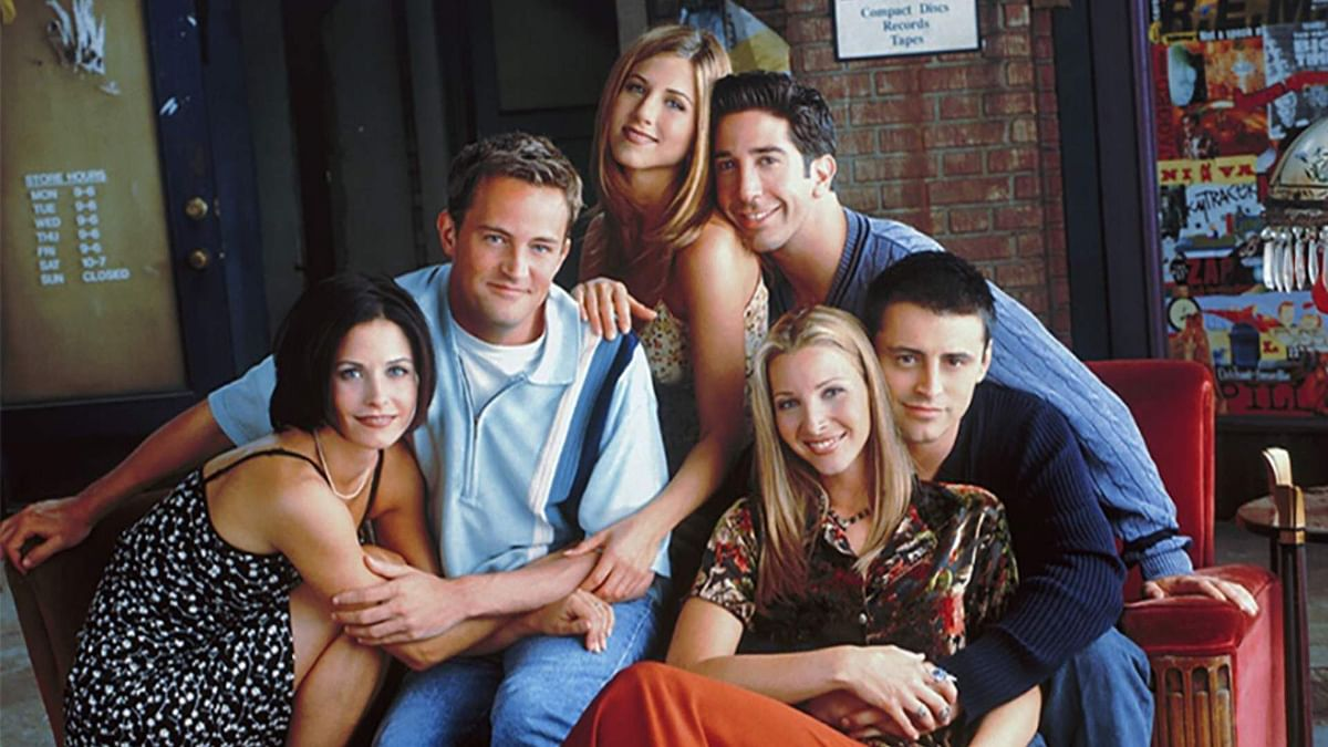Coronavirus Keeps 'Friends' Apart With HBO Max Special on Hold