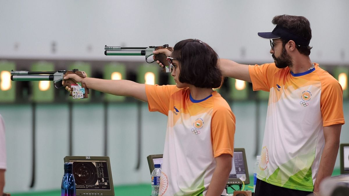 The upcoming shooting World Cup in New Delhi has been postponed due to the global novel Coronavirus outbreak.