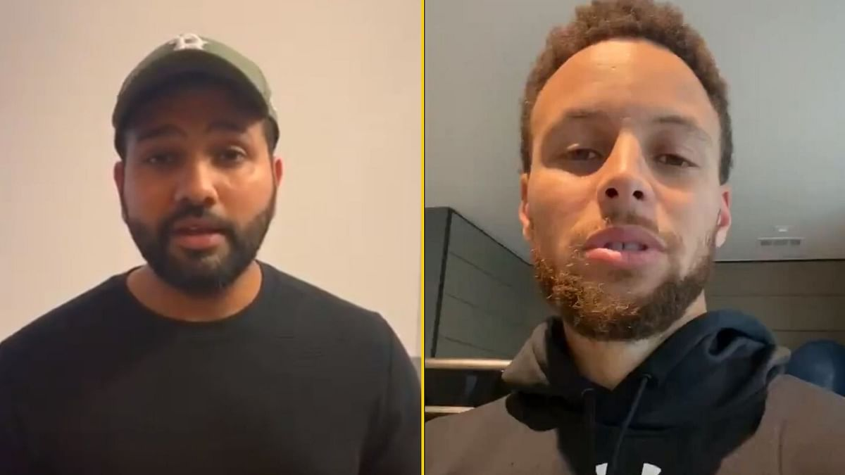 From Rohit to Steph Curry: Sports Stars Spread COVID-19 Awareness