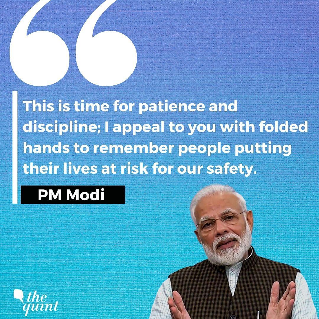 'India on Lockdown From Midnight': PM Modi's Address on COVID-19