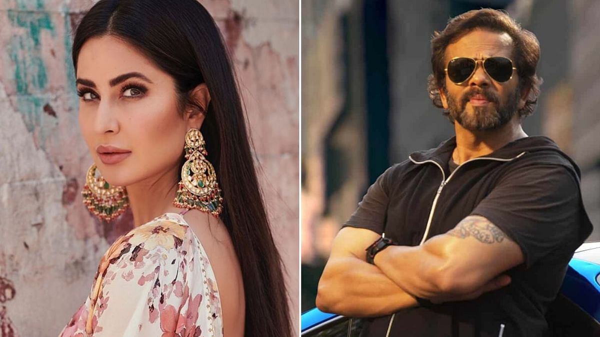 Rohit Shetty Called Out for Comment on Katrina; Actor Defends Him