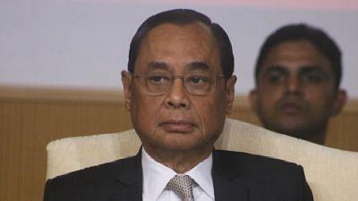 Ranjan Gogoi, former Chief Justice of India